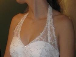 Okazja!!! Tanio ładna suknia ślubna!!!