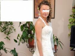 Okazja! Tanio sprzedam suknię ślubną