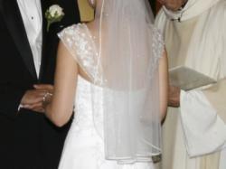 OKAZJA!!! UROCZA SUKNIA ŚLUBNA DAVID'S BRIDAL