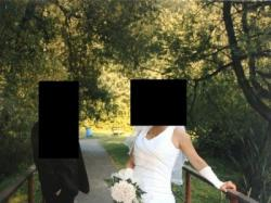 Okzaja sprzedam suknie ślubną stan idealny za 500zł + gratisy