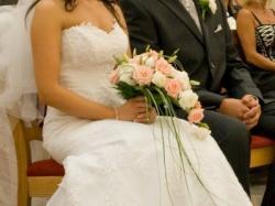 olśniewająca suknia ślubna Melody - Ms Moda