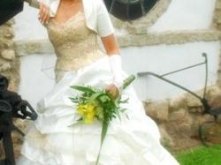 Olśniewająca Suknia Ślubna Secret