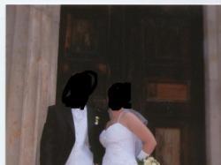 Orginalna suknia ślubna