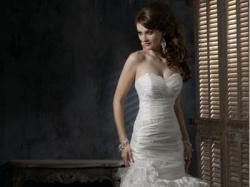 Orginalna suknia slubna Maggie Sottero