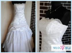 Orginalna suknia z salonu KARINA