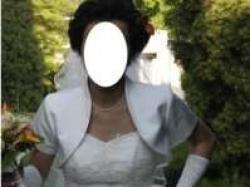 Originalna piekna suknia ślubna