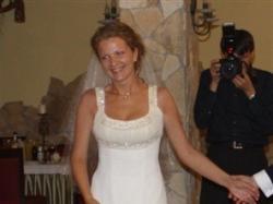 Oryginalna, bajkowa suknie ślubna pracowni Nabla.