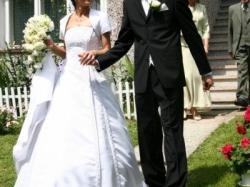 oryginalna biała suknia Eddy K model 711