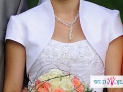 Oryginalna i niepowtarzalna suknia ślubna