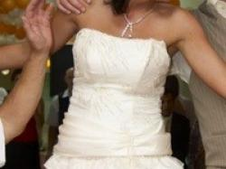 Oryginalna i piękna suknia ślubna Angel