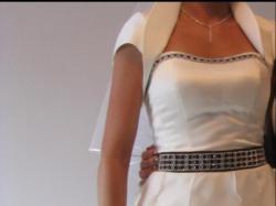 Oryginalna suknia ślubna!