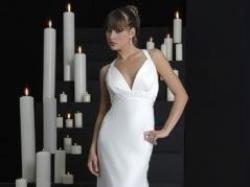 Oryginalna suknia ślubna 38 dla wysokiej i szczupłej