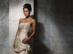 Oryginalna Suknia ślubna Demetrios 3049