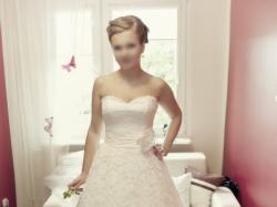 Oryginalna suknia ślubna JUSTIN ALEXANDER 8557