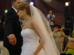 Oryginalna suknia ślubna Papa Michel 2013 model Irun