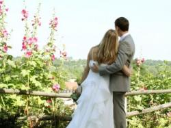 Oryginalna suknia ślubna - rozmiar 38