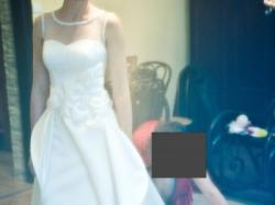 Oryginalna suknia ślubna!!!! TANIO, STAN IDEALNY!!!!