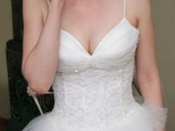 Oryginalna suknia ślubna w super cenie! dużo gratisów :)