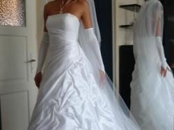 Oryginalna suknia ślubna z kolekcji Sweetheart