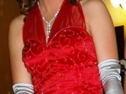 Oryginalna suknia wieczorowa