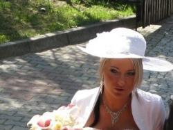 Oryginalna suknia z salonu sukien ślubnych  Karina + bolerko