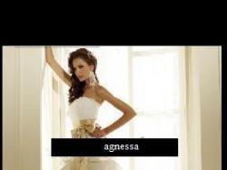 Oryginalna, wyjatkowa, zjawiskowa suknia ślubna