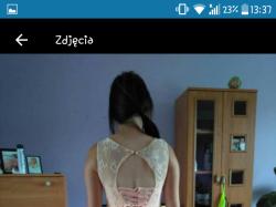 fd37671edb Oryinalna sukiena Pretty Women MONICA - Odzież damska - Ogłoszenie ...