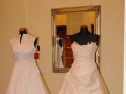 Ostatnie sztuki nowych  sukien  z likwidacji salonu sukien ślubnch w Szczecinie
