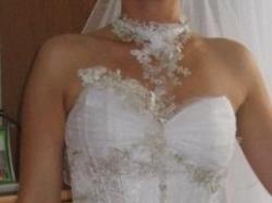 Oszałamiająca suknia ślubna z N.Y.