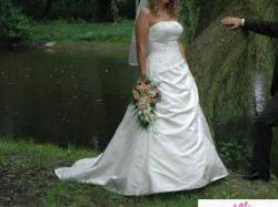 Oszałamiająca suknia z kolekcji Royal ANNAIS BRIDAL - ESTA