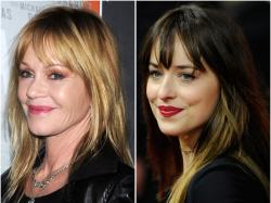 Oto córki znanych aktorek, które do złudzenia przypominają sławne mamy