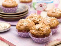 Owsiane muffinki