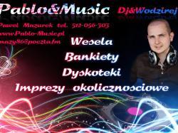 Pablo & Music - Wodzirej & DJ