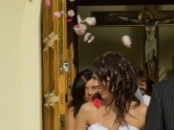 pełna wdzięku suknia ślubna Melody - Ms Moda