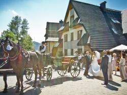 Pensjonat Tatry Kościelisko - noclegi w górach