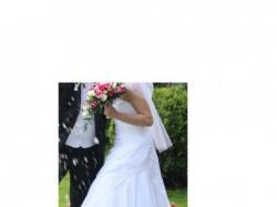 Pi ękna suknia ślubna