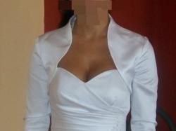 Pieękna suknia ślubna - super oferta