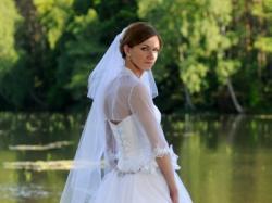 Piękan Suknia ślubna roz.36-38