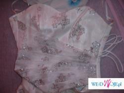 Piękna biała sukienka - polecam :)