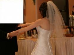 Piękna biała suknia Annais Bridal, model: DOLCE