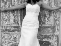 piękna biała suknia Melody