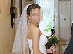 Piękna biała suknia - salon ELIZABETH Konin