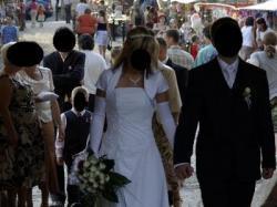 Piękna biała suknia ślubna 36 na 160cm + dodatki gratis