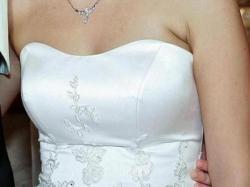 Piękna biała suknia ślubna ASILA rozm.38/40