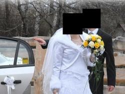 Piękna biała suknia ślubna z salonu Impresja