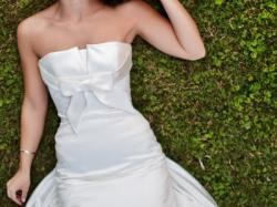 Piękna, elegancka suknia San Patrick CIMA