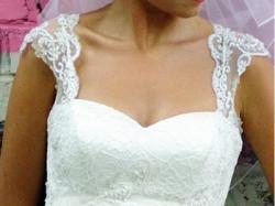Piękna hiszpańska suknia firmy Villais