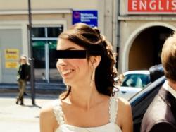 Piękna hiszpańska suknia ślubna WHITE ONE 411