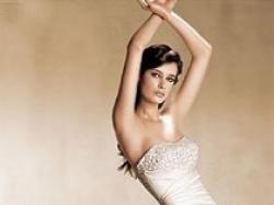 Piękna hiszpańska suknia z salonu Madonna