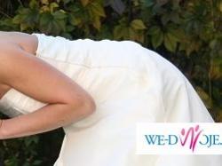 Piękna i elegacka suknia ślubna!!!!